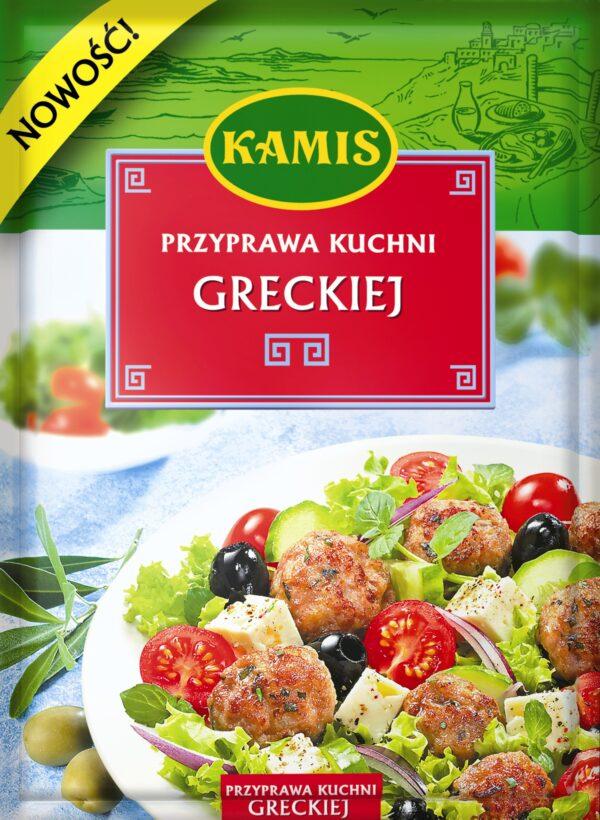 Przyprawa Kuchni Greckiej 20g Kamis