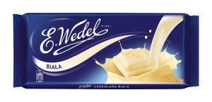 Czekolada biała 100g Wedel