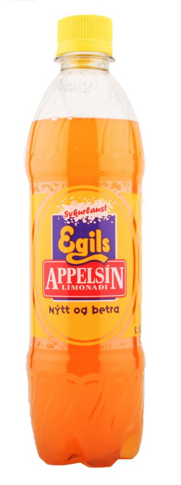 Appelsin 500ml Egils