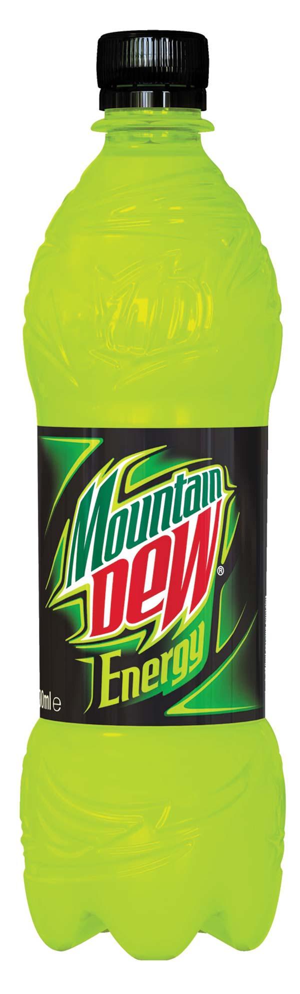 Mountain Dew 500ml