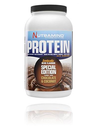 Nutramino Protein chocolate & coconut 750g
