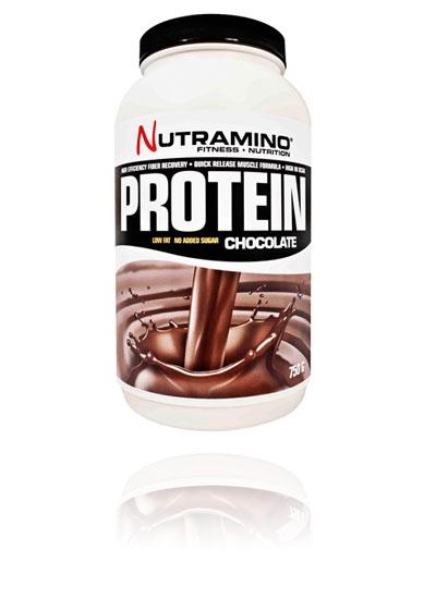 Nutramino Protein chocolate 750g