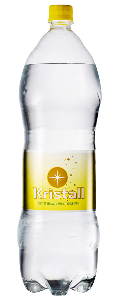 Kristall cytrynowa 2L Egils