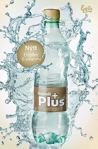 Kristall Plus cytrynowa 2L Egils