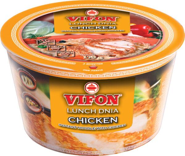 Lunch dnia kurczak 3 minuty 170g - Vifon