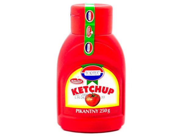 Ketchup pikantny 250g Tortex