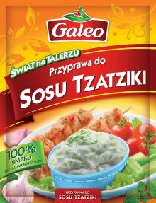 Przyprawa do sosu Tzatziki 20g Galeo