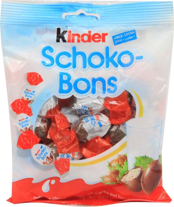Kinder schoko bons 125g Ferrero