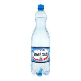 Woda gazowana 1.5 litra - Żywiec