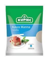 Kasza manna 400g - Kupiec