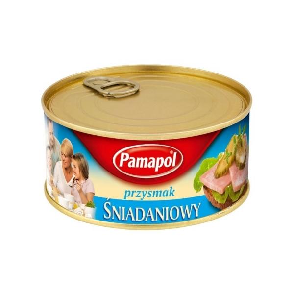 Konserwa przysmak śniadaniowy 300g Pamapol