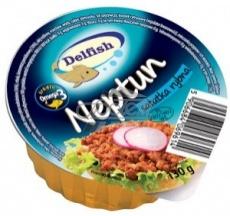 Neptun sałatka rybna 130g - Delfish