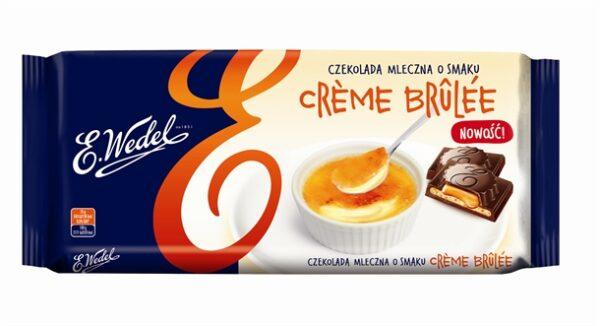 Czekolada Creme Brulee 289g - Wedel